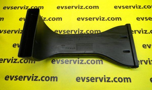 Воздуховод центральной консоли передний Tesla S