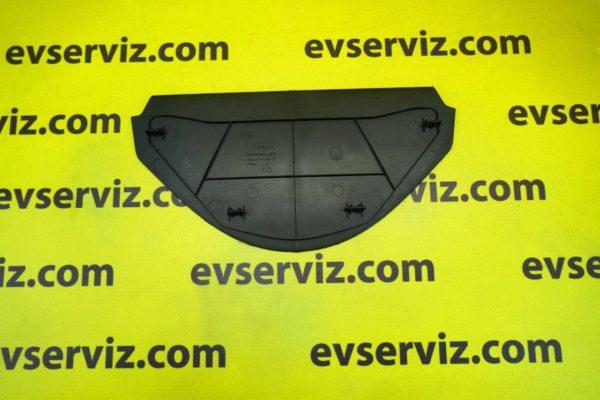 Козырек малого монитора нижний для Tesla Model S\X