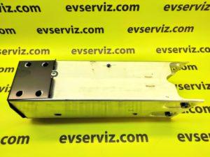 Лонжерон (кронштейн) основного усилителя переднего бампера слева Tesla Model Y (NEW)