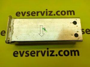 Кронштейн нижнего усилителя переднего бампера Tesla Model 3, Model Y