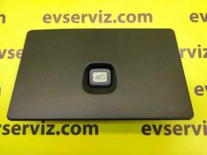 Панель(накладка) с кнопкой открытия капота в подкапотном боксе Tesla Model Y (NEW)