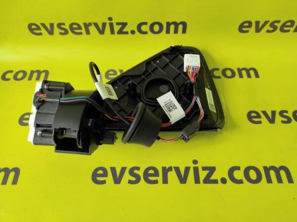 Люк порта зарядки с приводом Tesla model Y