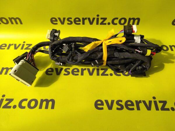 Электропроводка передней панели АП 2.5 Tesla MS2