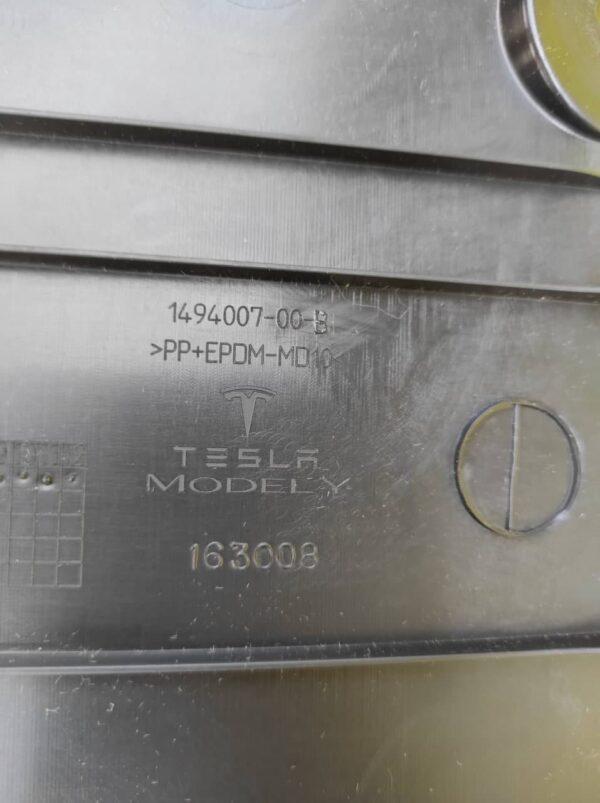 Диффузор заднего бампера Tesla MY