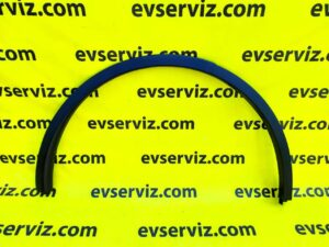 Накладка арки крыла заднего правого Tesla model Y